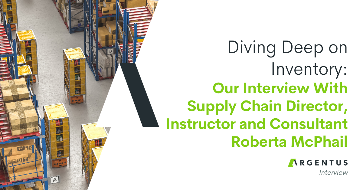 Diving Deep on Inventory: Our Interview With Supply Chain Director, Instructor and Consultant Roberta McPhail
